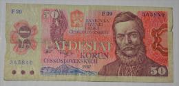 Patdesiat Korun Ceskoslovenskych - Czechoslovakia