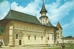 ROMANIA   Minastirea Putna  Monastero - Romania