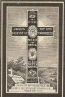 DP. ANNA VAN BIESBROUCK - LANGEMARCK 1855 -1881 - Religión & Esoterismo