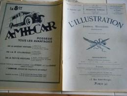 L´ILLUSTRATION 22 Septembre 1928-VIEUX CHÂTEAUX D'ALSACE- TELEPHONIE AUTOMATIQUE PARIS-MONNAIE 100 F OR- L'INTERNATIONAL - L'Illustration