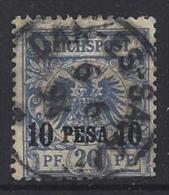 Germany (Ostafrika) 1893  (o) Mi.4 - Colonie: Afrique Orientale