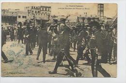 le G�n�ral LYAUTEY premier R�sident de France au Maroc - Bonssuge � Casablanca