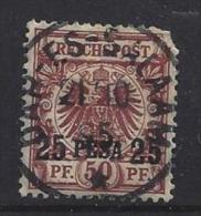 Germany (Ostafrika) 1893  (o) Mi.5 I - Colonie: Afrique Orientale