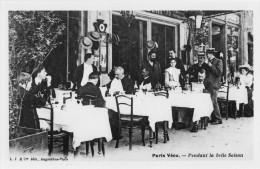 CP Paris Vécu Pendant La Belle Saison - Petits Métiers à Paris