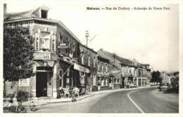 BELGIQUE - LUXEMBOURG - HOTTON - MELREUX - Rue De Durbuy - Auberge Du Vieux Pont. - Hotton