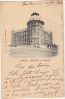 CPA à Dos Non Séparé Animée - Namur (Belgique) - L'Hôtel De La Citadelle - Namur