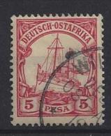 Germany (Ostafrika) 1901  (o) Mi.13 - Colony: German East Africa