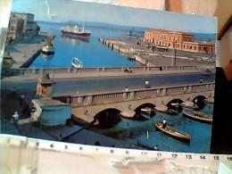 SIRACUSA PONTE E PORTO CON NAVE SHIP  VB1961 EO10250 - Siracusa