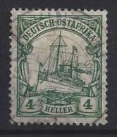 Germany (Ostafrika) 1905-20  (o) Mi.31 - Colonie: Afrique Orientale