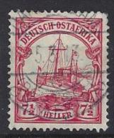 Germany (Ostafrika) 1905-20  (o) Mi.32b - Colonie: Afrique Orientale