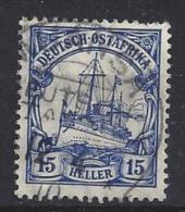 Germany (Ostafrika) 1905-20  (o) Mi.33a - Colonie: Afrique Orientale