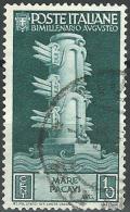 Regno D'Italia, 1937 - 10c Bimillenario Della Nascita Di Augusto - Nr.416 Usato° - 1900-44 Vittorio Emanuele III