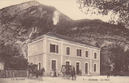 74 - CLUSES - La Gare - Ed Catala N°8 - BE - Cluses