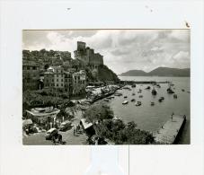 LERICI,il Castello E Porticciolo-1958-Auto-CAR-BENZINA AGIP-!!!!!!!!!! - La Spezia