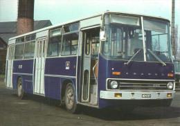 BUS * AUTOBUS * IKARUS 260 * BKV * BUDAPEST * Reg Volt 0097 * Hungary - Bus & Autocars