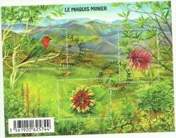 Nouveauté:   Le Maquis Minier       (pag13) - Oblitérés