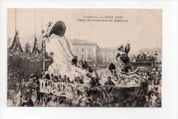 CARNAVAL DE NICE  1909 - Char Du Concours De Natation -  (3) - Carnival