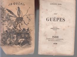 Les Guepes Par Karr Couve De Grandville - Books, Magazines, Comics