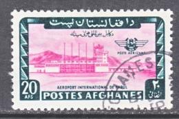 AFGHANISTAN   C 58 A  (o) - Afghanistan