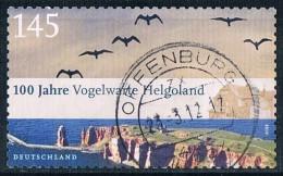 2010  100 Jahre Vogelwarte Helgoland (Selbstklebend) - [7] République Fédérale