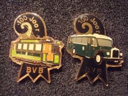BALE BASEL / BVB 100 ANS . TRANSPORTS - Transports