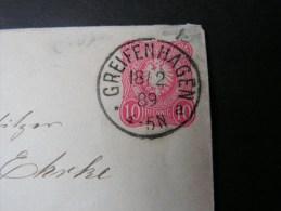 == DR Graeifenhagen  Cv. 1889 - Deutschland