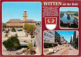 CPSM Witten An Der Ruhr    L1819 - Witten