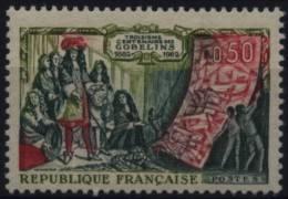N° 1343 - X X - ( F 507 ) - ( Tricentenaire De La Manufacture Des Gobelins ) - France