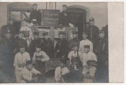 Nr.  3049 ,  FOTO-AK, Kaiserreich, Festung Königstein Bei Dresden - Casernes