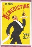 D.O.M. BENEDICTINE .- Yes Sir  (SEM) - Publicidad