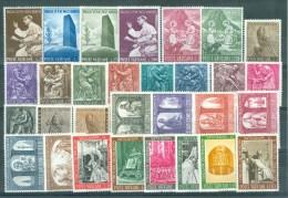 VATICAAN - Selectie Nr 27 - MNH** - Verzamelingen