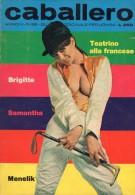 CABALLERO N°68 - Libri, Riviste, Fumetti