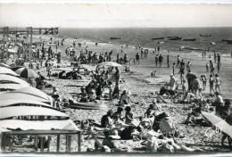 CPSM 17 CHATELAILLON LA PLAGE 1962 - Châtelaillon-Plage