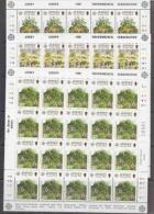 Europa Cept 1986 Jersey 3v In Sheetlets ** Mnh (F2585) - Europa-CEPT