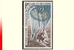 France Afars & Issas PA Parachutisme