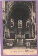 CPA: Givors (69)  Intérieur De L´Eglise St-Nicolas - Givors