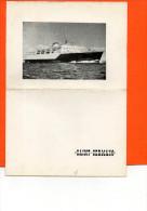 "Bâteau - Ferry Boat ""Saint Germain"" (document) - Bateaux"