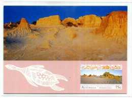 TORTUE / SCHILDKROTE / ENTIER POSTAL AUSTRALIE / STATIONERY - Reptiles & Batraciens