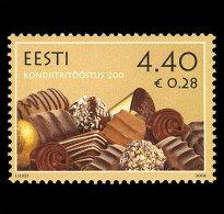 Estonia 2006 Set - Bicentenary Of Estonian Confectionery Industry - Estonie