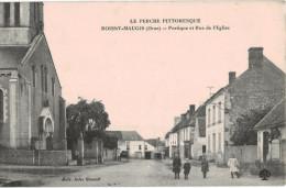 Carte Postale Ancienne De BOISSY MAUGIS - France