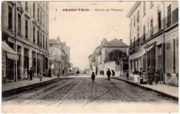 Grand-Trou - Route De Vienne ( édit. Augagneur ) - France
