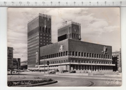 Oslo - Rådhus - Norvège