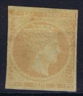 Greece, 1861 Yv Nr 11 Not Used (*) SG - Ongebruikt
