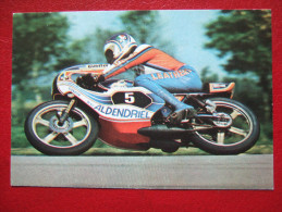 "MOTOS - "" HENK VAN KESSEL -  COURSES SUR ROUTE .... - Motorbikes"