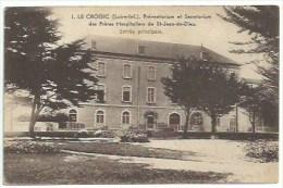 44 Le Croisic Préventorium Et Sanatorium Des Frères Hospitaliers De St Jean-de-Dieu  - Entrée Principale - Le Croisic