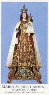 Turi BA - Santino MARIA SS. DEL CARMINE - PERFETTO H30 - Religione & Esoterismo