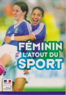 FOOTBALL : FEMININ L'ATOUT DU SPORT - Calcio