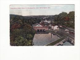 Augustine Paper Mills On Brandywine, Near Wilmington, Delaware - Non Classés