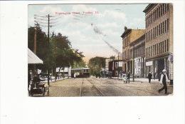Washington Street, Pontiac, Illinois - Etats-Unis