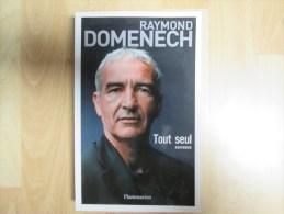 RAYMOND DOMENECH TOUT SEUL - Books